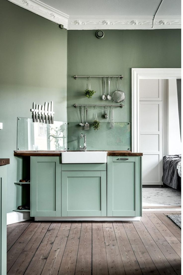 Ambiance vert d'eau - PLANETE DECO a homes world