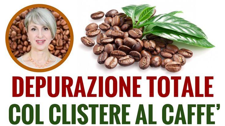 Come fare il CLISTERE al CAFFE' a casa PARTE 1 - I consigli di Simona Vi...