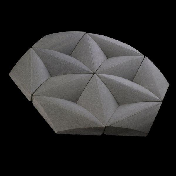 Paragon Hex Ocean - Imperial Tile & Stone. Inc.