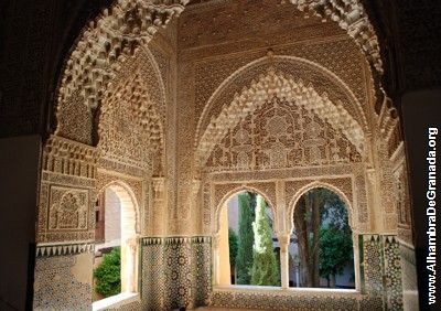 Alhambra of Granada. Tickets, Guided tours, information, photographies, Guide of Granada. - AlhambraDeGranada.org
