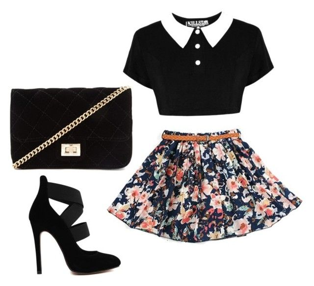 In summer! by maya-bansal on Polyvore featuring polyvore, fashion, style and Forever 21
