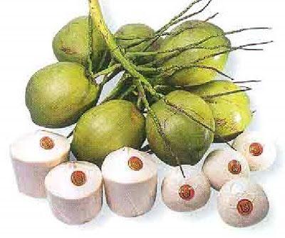 Recipes: Fruit of Thailand - 3. - Coconut ( Mā Prāāo )