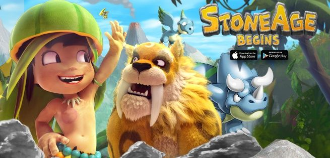 Image result for stone age game