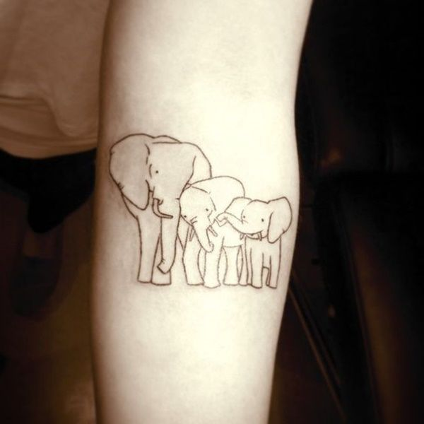 Image result for moose family tattoo