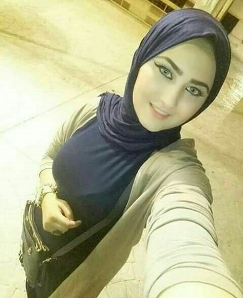 Beautiful gorgeous pretty girl in Hijab.