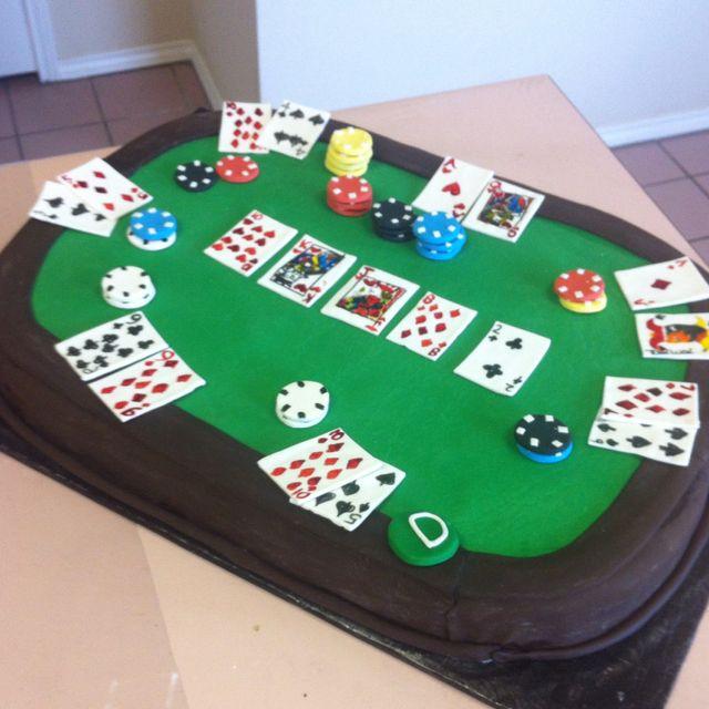 The 25 best Poker cake ideas on Pinterest Casino cakes Poker