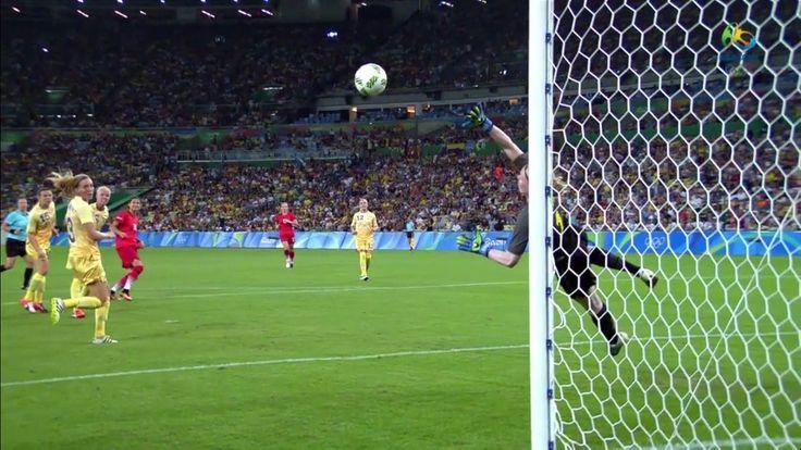 Rio-2016: Alemanha passa por retranca sueca e leva o ouro no futebol