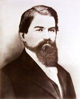 """The Invention of Coca-Cola    John Pemberton      In 1886, Coca-Cola was invented by a pharmacist named John Pemberton, otherwise known as """"Doc."""" He fought in the Civil War, and at the end of the war he decided he wanted to invent something that would bring him commercial success."""