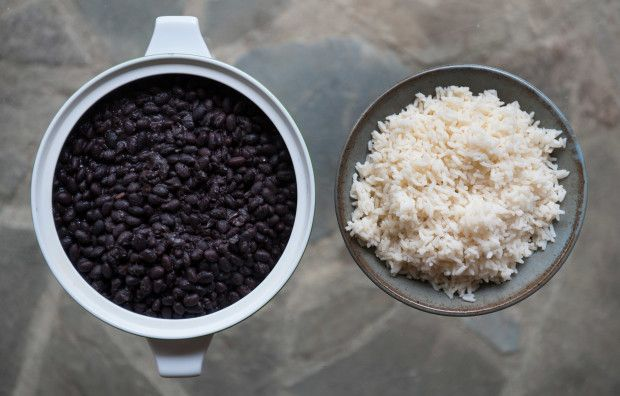 5 Chefs on How They'd Spice Up Weeknight Rice and Beans photo