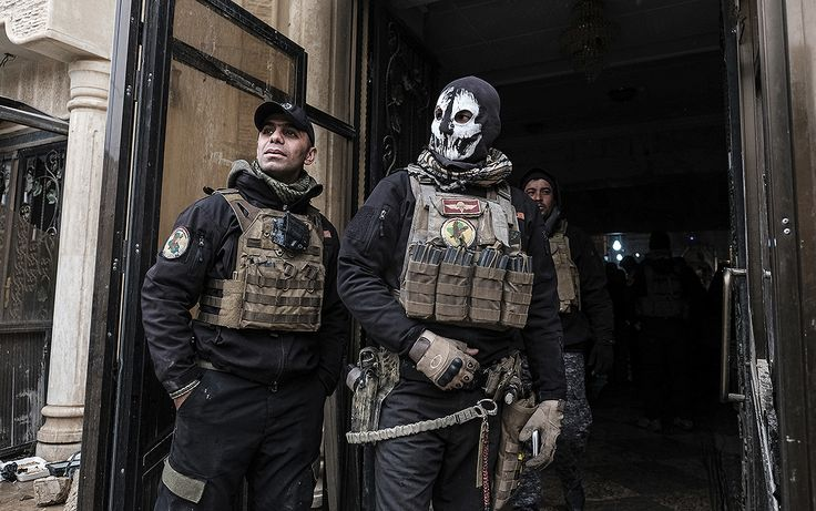 Iraqi Special Forces