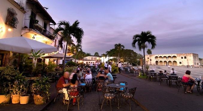 Santo Domingo Beach Front Restaurants