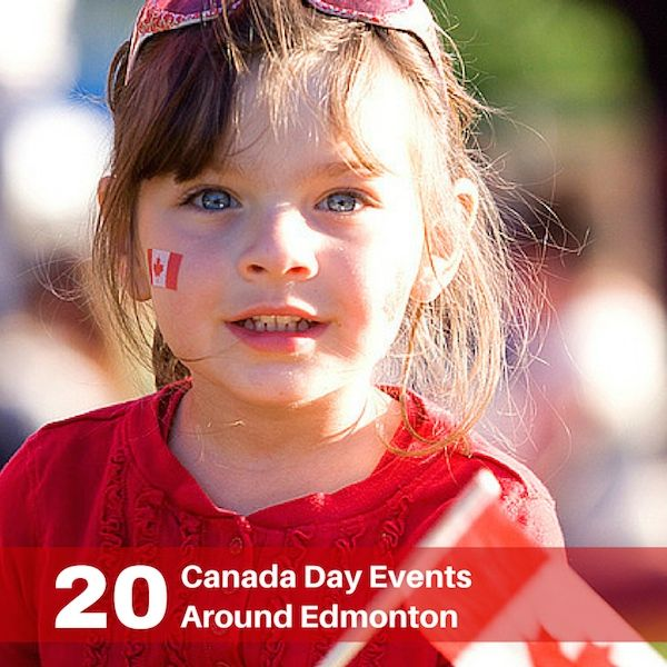 Things to do in #yeg for #CanadaDay 2015