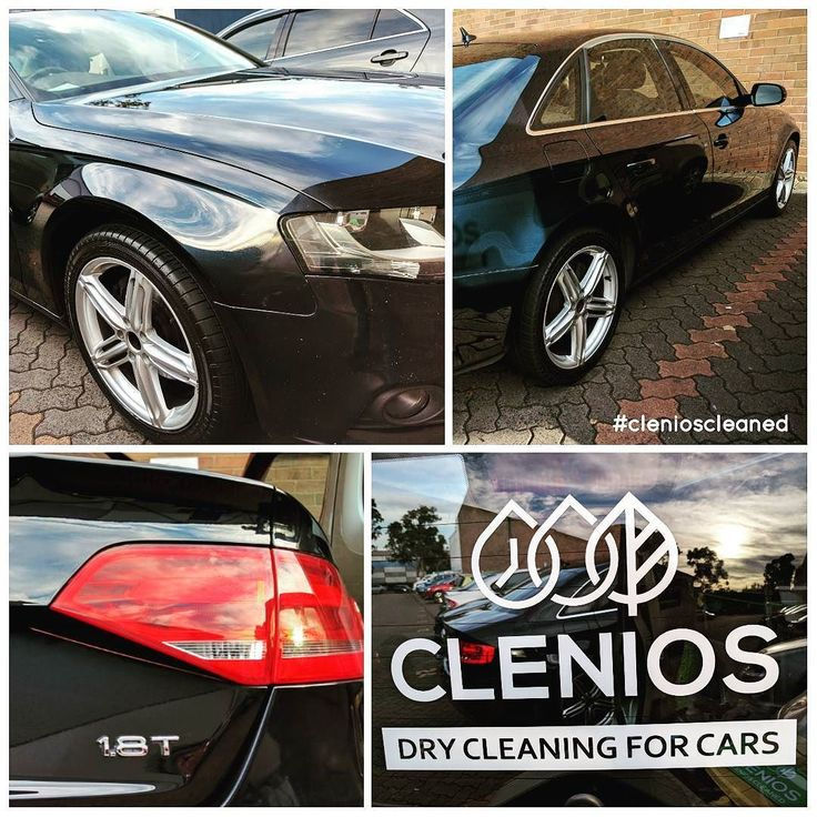 #Audi #A4 #clenioscleaned with Clenios nano-shine #waterless #detail #reflections #shine #blue #cleanedwhileyouwork #drycleaningforcars #Sydney #Australia