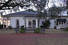Carriage House - Southern Cuisine at its Finest - Stanton Hall & Carriage House Restaurant