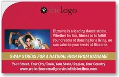 Fitness, Dance Classes - Newspaper Ad Design Templates | Tweak ...