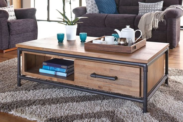 Atelier Coffee Table by John Young Furniture   Harvey Norman New Zealand