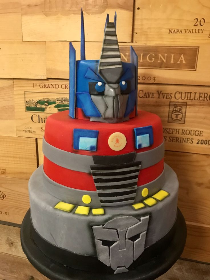 transformer cake ideas 25 best ideas about transformers birthday cakes on 8051