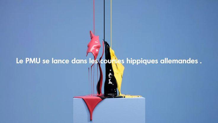 Alexis FACCA // Le PMU se lance dans les courses hippiques allemandes. on Vimeo