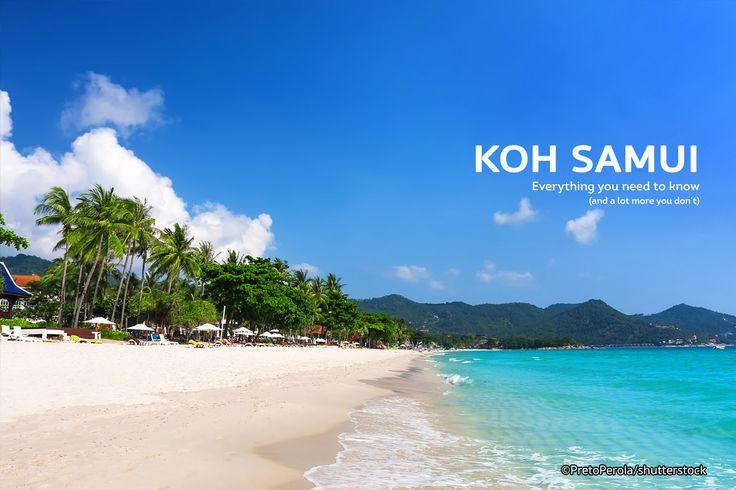 Koh Samui (Samui Island) is a cosmopolitan melting pot, attracting budget…