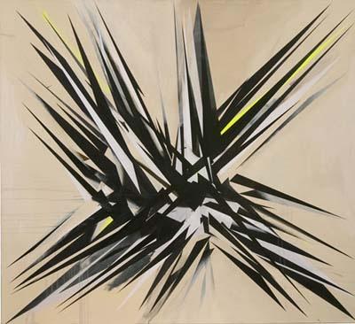 Jaime Gili's artwork futurism