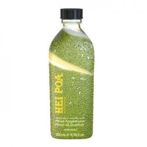 Hei Poa Monoi Oil Grapefruit 100ml (Λάδι Monoi Πολλαπλών Χρήσεων με Άρωμα Γκρέιπφρουτ)