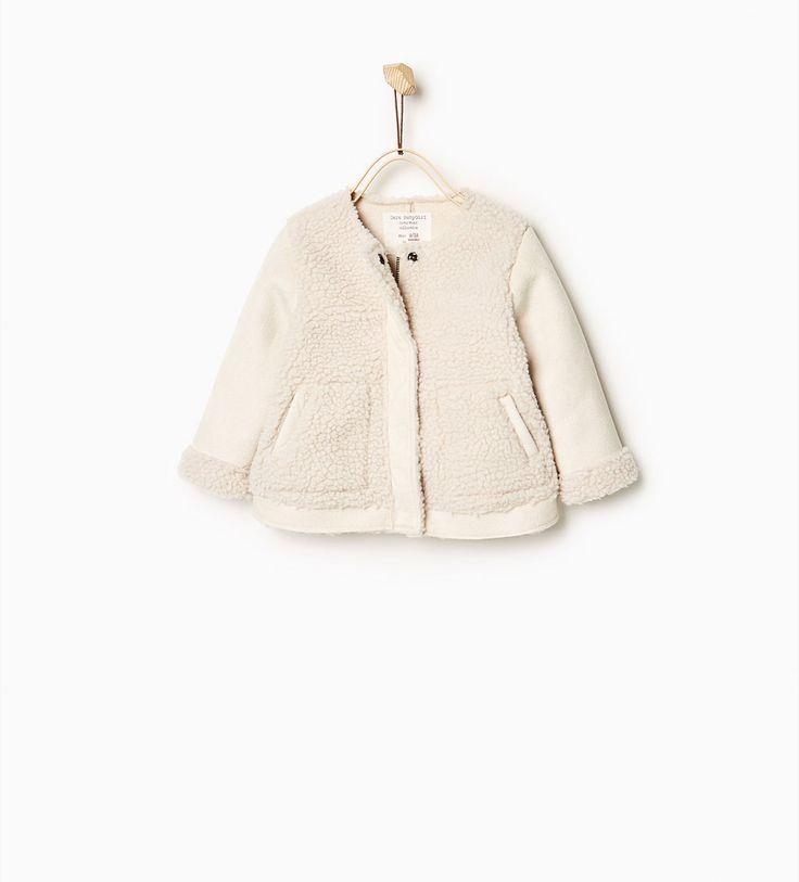 ZARA - KIDS - Double-faced jacket