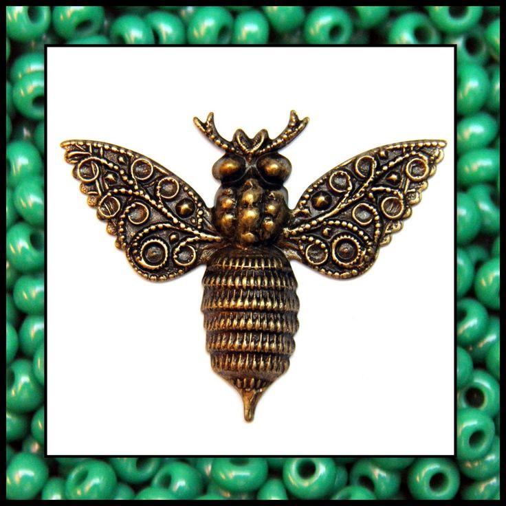 beads, bee