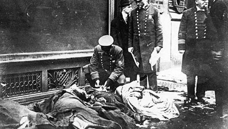 El origen del día de la mujer: los sucesos ocurridos en la fábrica de camisas Triangle, en New York, el 25 de marzo de 25 de marzo de 1911
