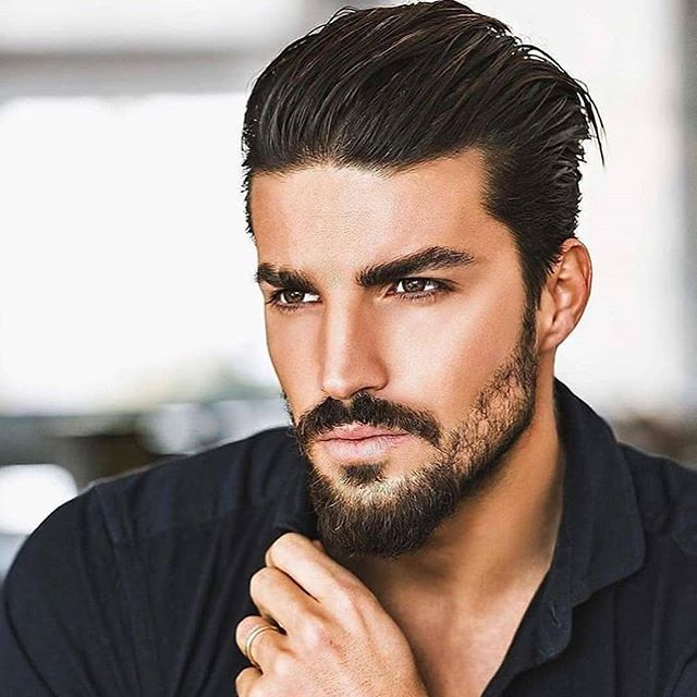 16 Neu Frisuren Männer Mittellang Nach Hinten | Face shape