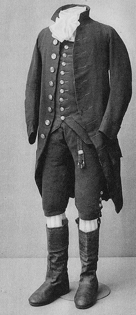 Suit 1790's