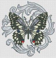 Gallery.ru / Blue Triangle - Бабочки - Norsvet