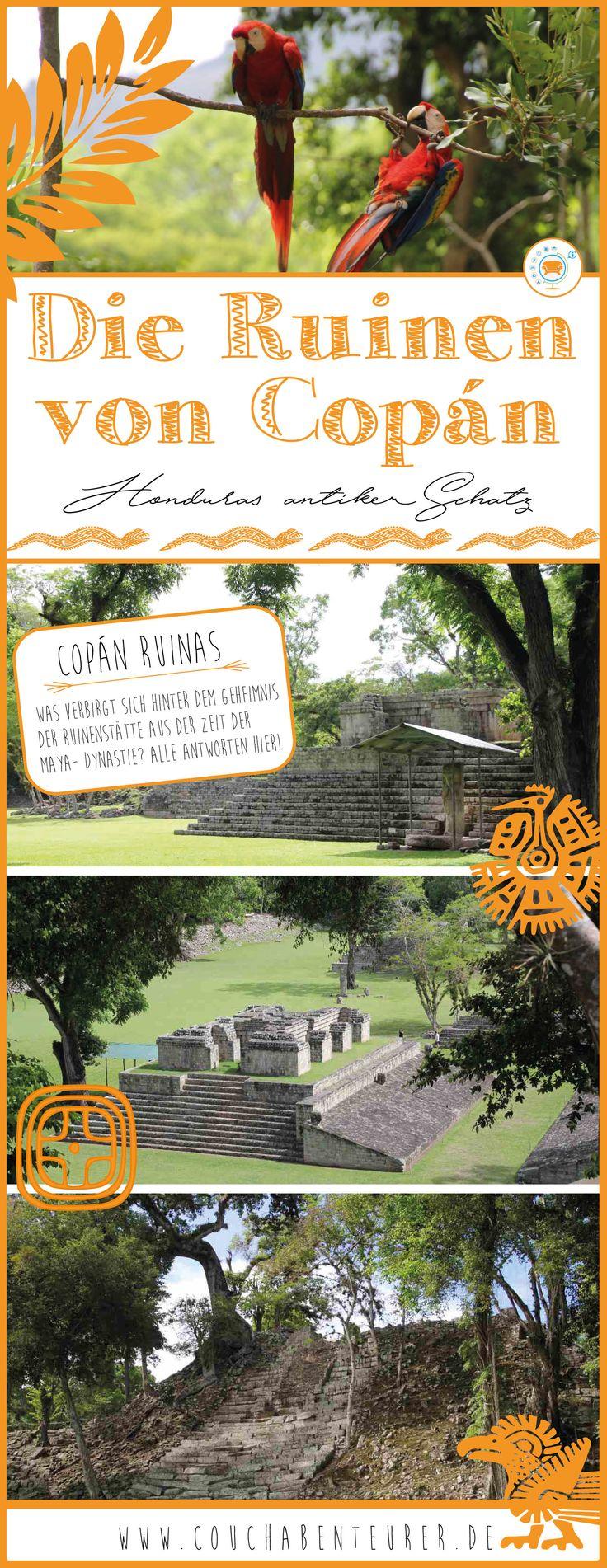 Copán Ruinas die Maya Stadt in Honduras hat mich gefesselt, inspiriert und in eine längst vergangene Zeit mitgenommen. Was sie so magisch macht, verrate ich hier!