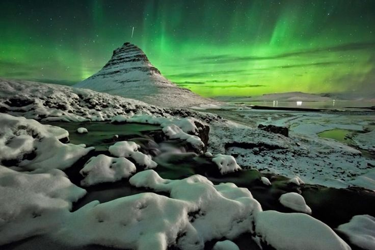 Enjoy a 2-day Snaefellsnes Peninsula Exploration with Northern Lights Hunt from Reykjavik with Tourboks.