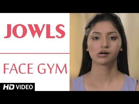 Face Gym - Jowls HD | Asha Bachanni - YouTube