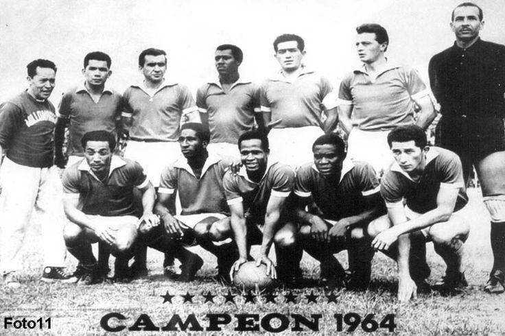Millonarios 1964