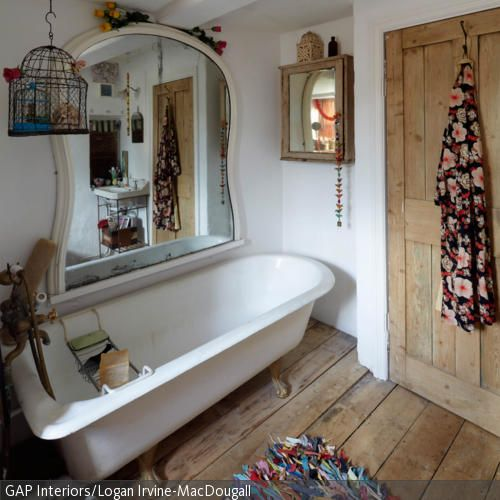 39 best Wohnen im Landhausstil images on Pinterest Cottage chic - badezimmer im landhausstil
