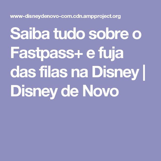 Saiba tudo sobre o Fastpass+ e fuja das filas na Disney   Disney de Novo