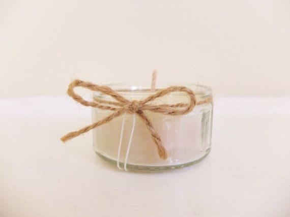 Classic Vanilla Scented Candle Large by OursandHours on Etsy