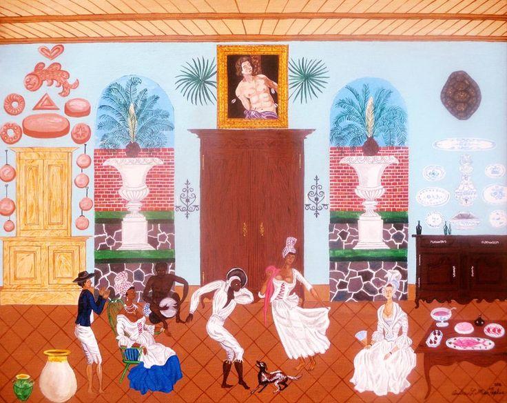 """""""Creole Kitchen Jamboree"""""""