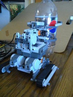 Lego NXT Mindstorms Robotics for High School...how to use robotics in HS
