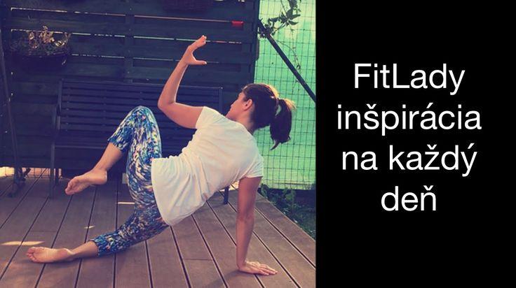 FitLady inšpirácia na každý deň: Cvičenie pre ženy s vlastnou hmotnosťou