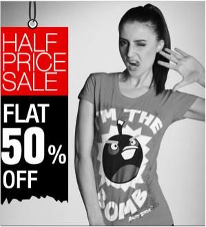 FashionAndYou is offering upto 50% discount on Clothing, Footwear & Accessories