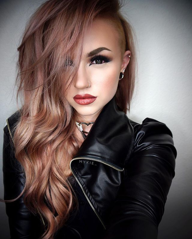 469 Best Mykie She Is Amazing With Makeup Images On