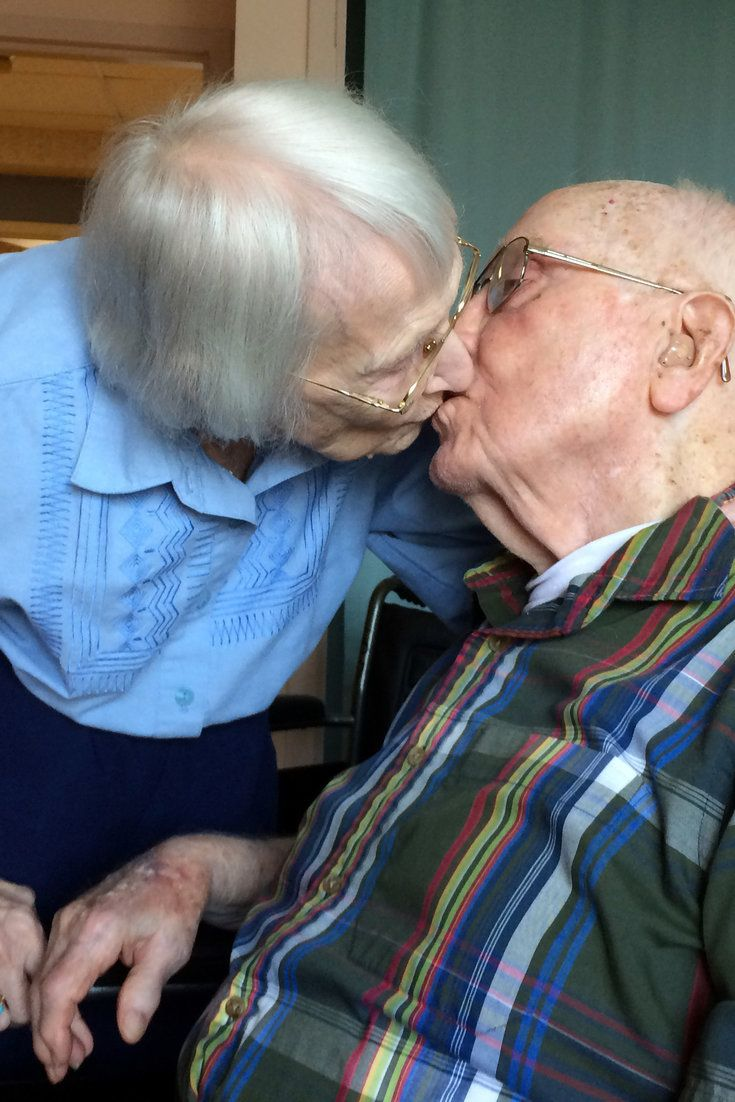 100 year olds married 75 years share secrets to wedded bliss