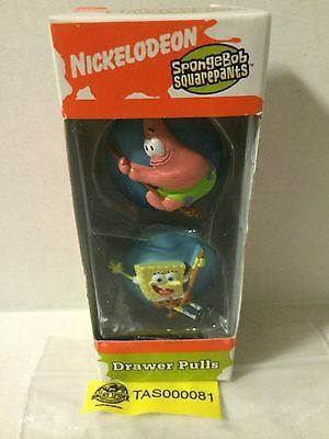 (TAS000081) - Nickelodeon Spongbob Squarepants Drawer Pulls