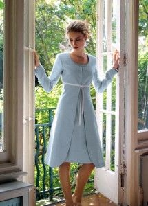 Ascot Dress and Jacket by Katherine Hooker