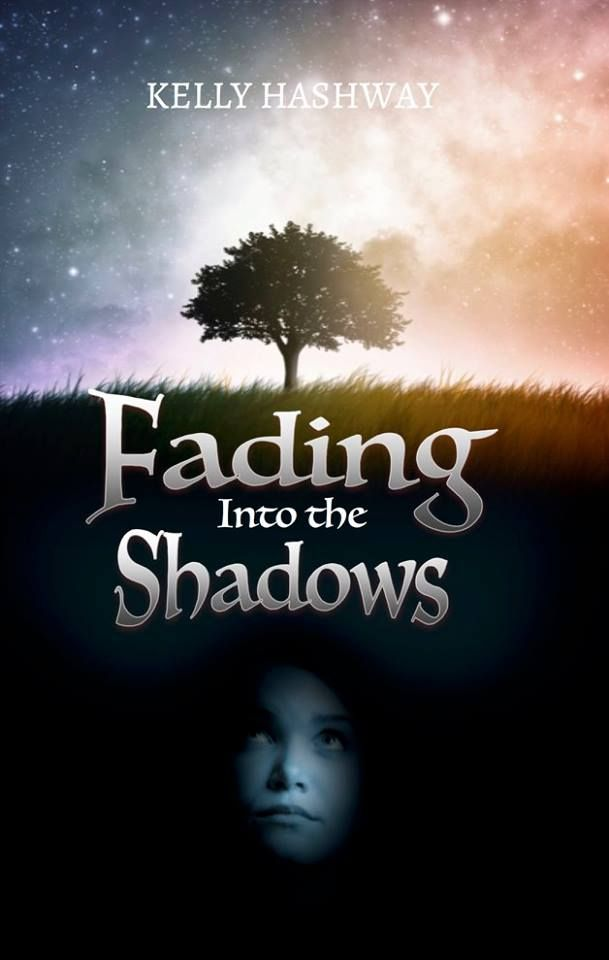 Fading Into the Shadows by Kelly Hashway