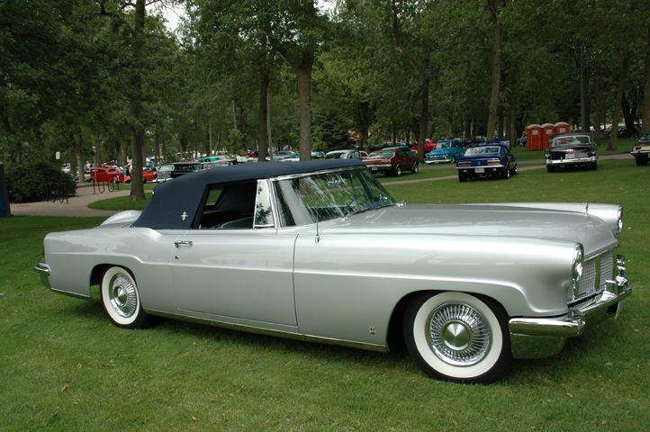 1956 Lincoln Continental MKII Convertible