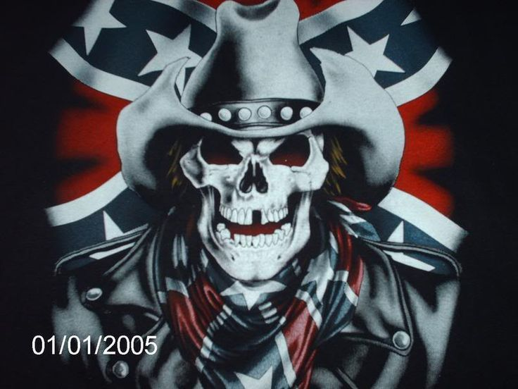 ... and sayings about rebel flag | Rebel Skull graphics and comments