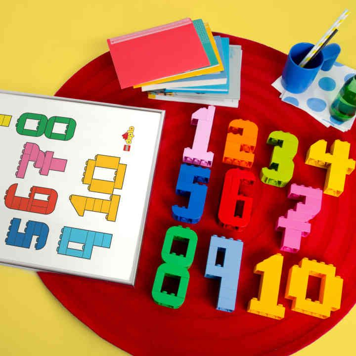 Building numbers should be as easy as 1-2-3 - Articles - Family LEGO.com